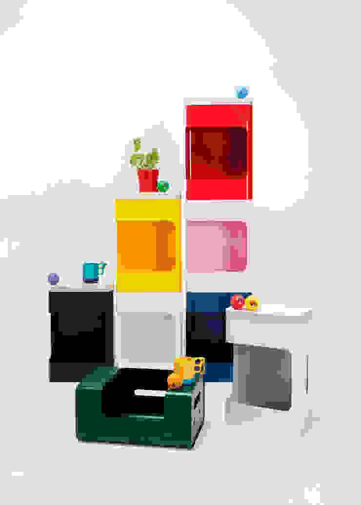 BOXTER CHAIR 모던스타일 거실 by Design On Furniture 모던