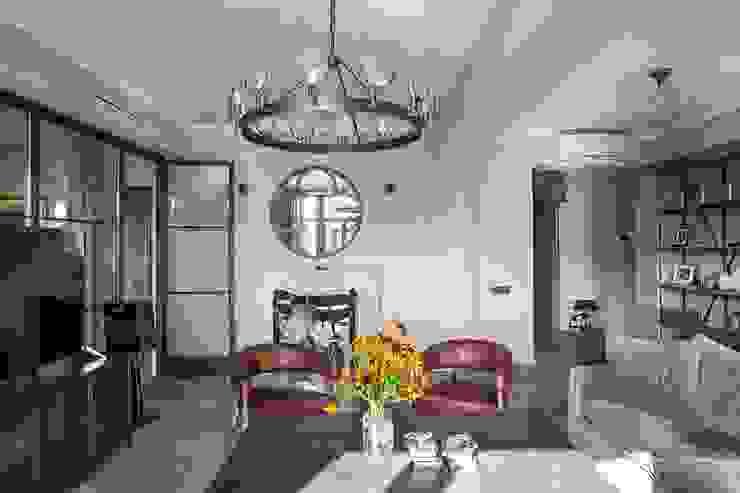 Ruang Keluarga oleh Hampstead Design Hub, Industrial