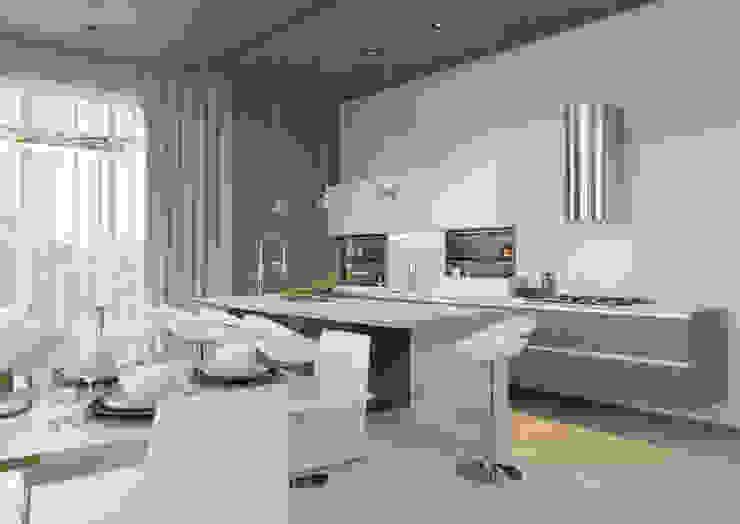 Ruang Keluarga Modern Oleh Astar project Modern