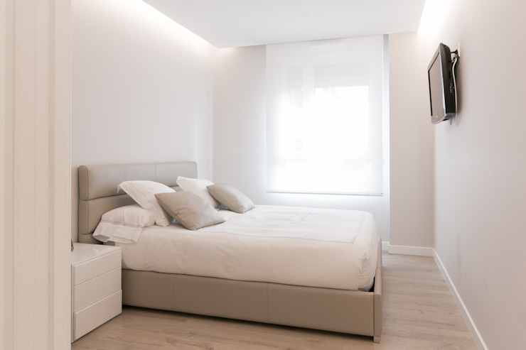 من Rooms de Cocinobra حداثي خشب Wood effect