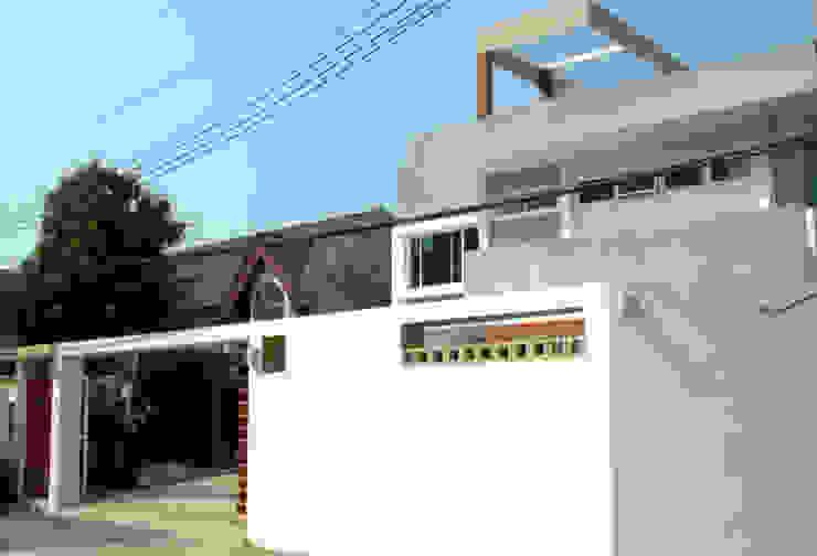 House @ ซ.ชินเขต โดย SDofA Architect โมเดิร์น