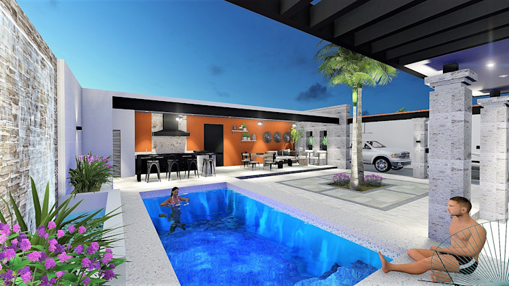 by MOBAH Arquitectura