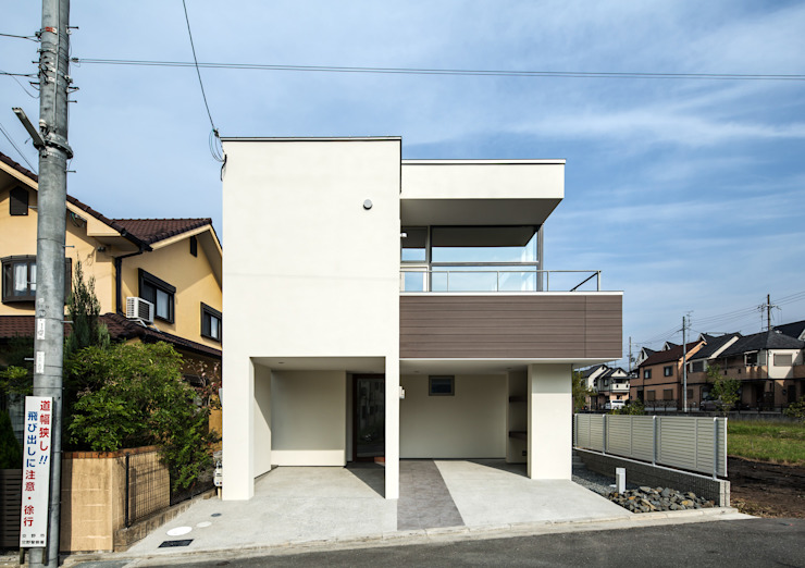Houses by 大塚高史建築設計事務所