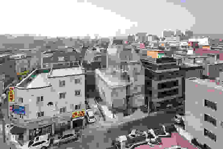 송파 micro housing 모던스타일 주택 by 기로건설(주) 모던