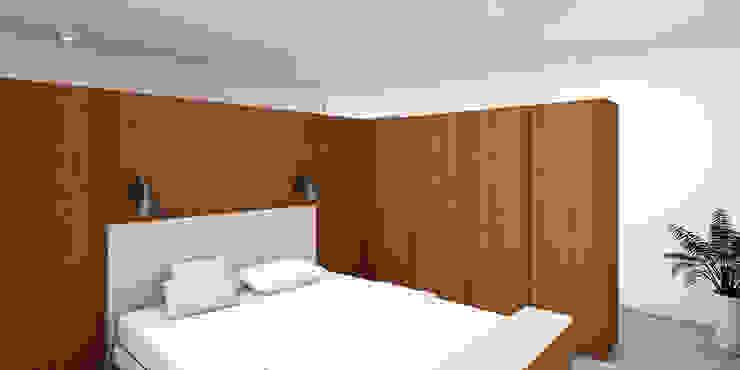slaapkamer van De Nieuwe Context