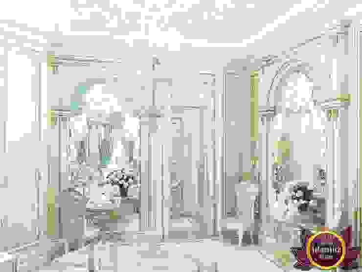  Master Bedroom design by Katrina Antonovich Classic style bedroom by Luxury Antonovich Design Classic