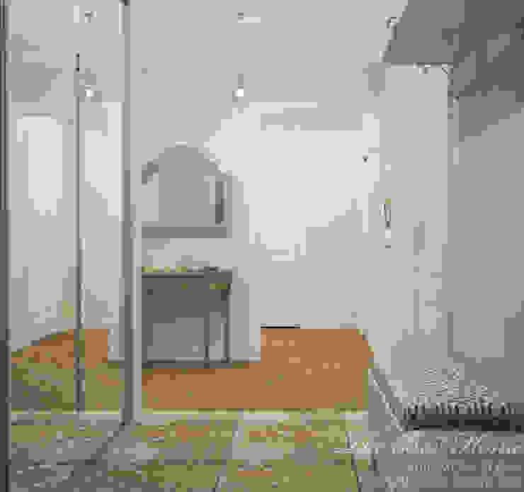 Best Home Modern corridor, hallway & stairs Beige