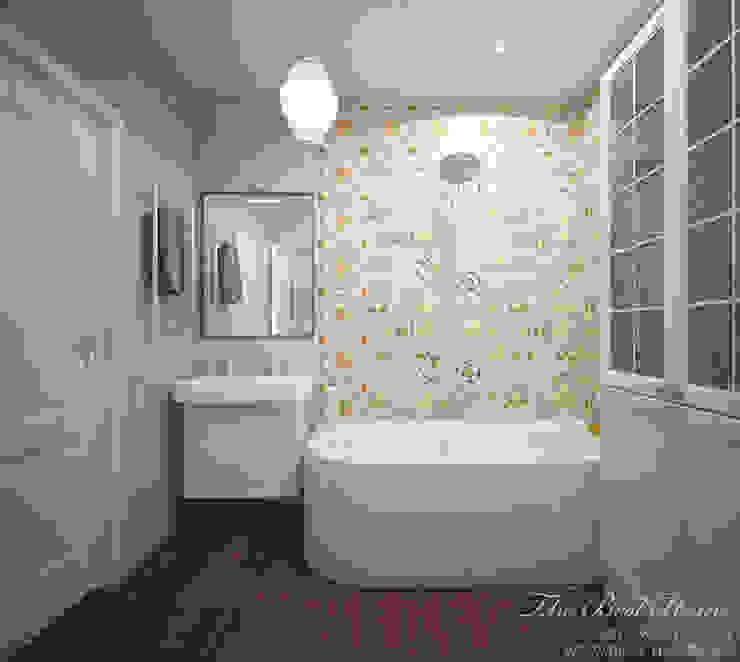 Best Home Scandinavian style bathroom Beige