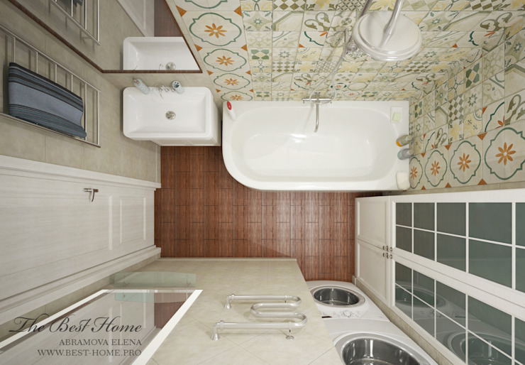 Best Home Classic style bathroom Beige
