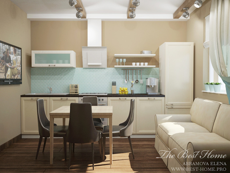 Best Home Klassische Küchen Beige