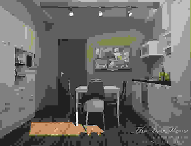 Best Home Moderne Küchen Beige