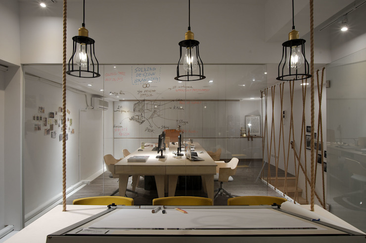 回歸最自然純淨的空間設計。 根據 有偶設計 YOO Design 北歐風