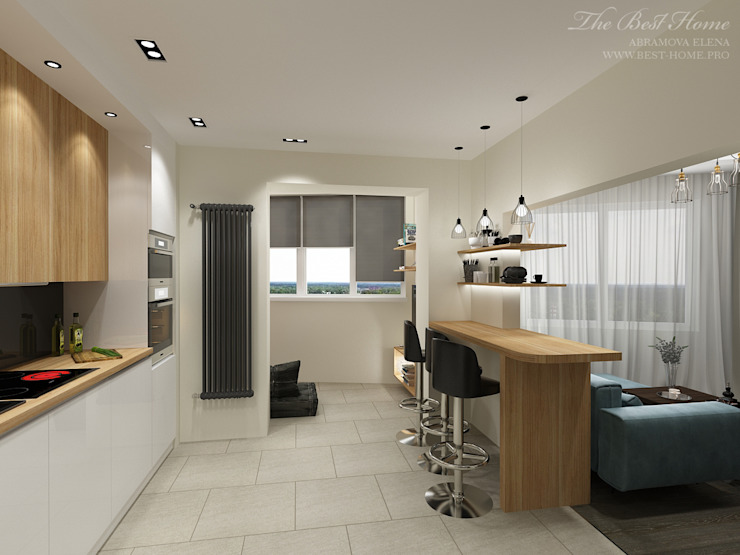 Kitchen by Best Home, Industrial