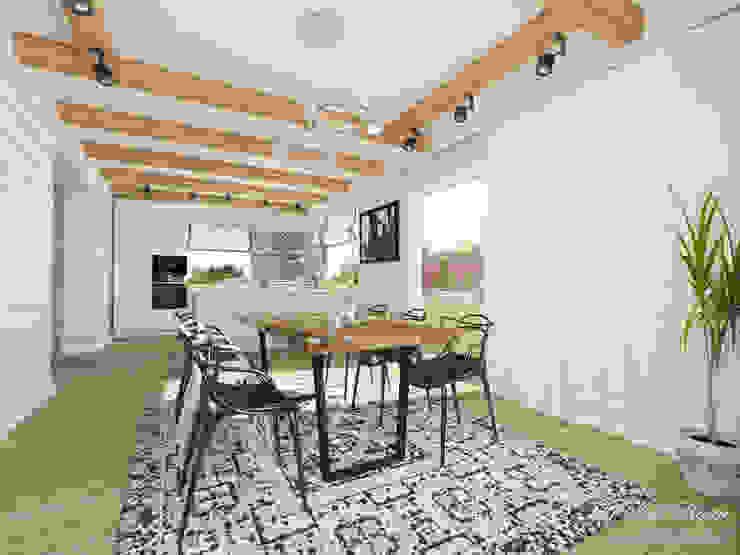 Best Home Moderne Esszimmer