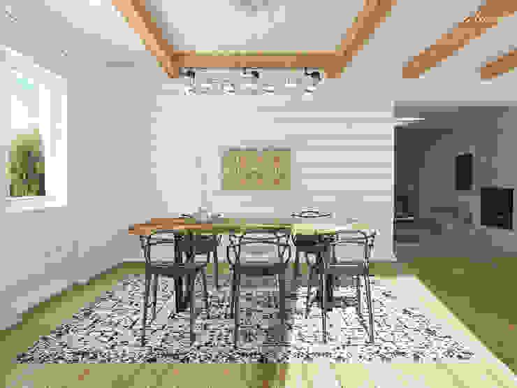 Best Home Minimalistische Esszimmer