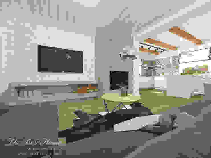 Best Home Moderne Wohnzimmer