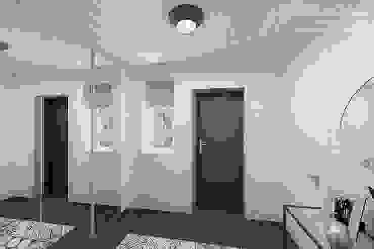 Best Home Skandinavischer Flur, Diele & Treppenhaus