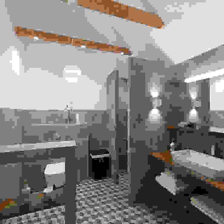Best Home Skandinavische Badezimmer