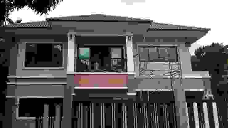 งานสร้างบ้านคุณจิราวรรณ โดย Dreamhouse