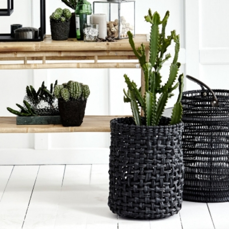 Lene Bjerre Gaia Basket Set of 3 de Sweetpea and Willow® London Ltd Escandinavo