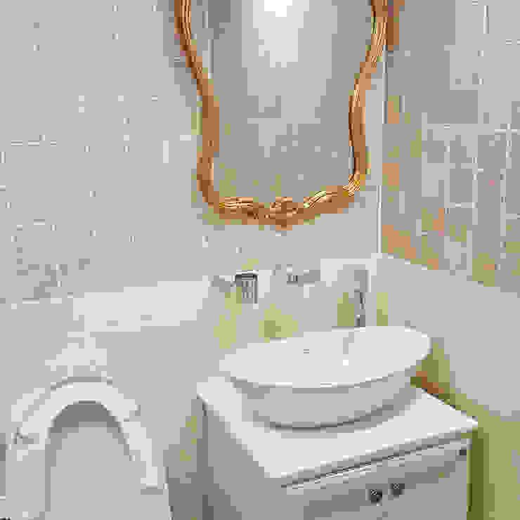 신도림 태영 아파트 신혼부부 30평 인테리어 모던스타일 욕실 by 마당디자인 / MADANGDESIGN 모던