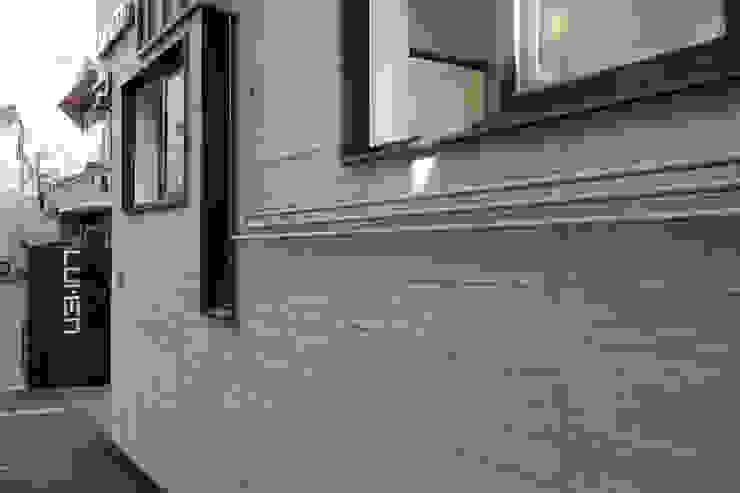 홍은동 루멘하우스 내외부 설계 및 시공감리 모던스타일 주택 by 마당디자인 / MADANGDESIGN 모던