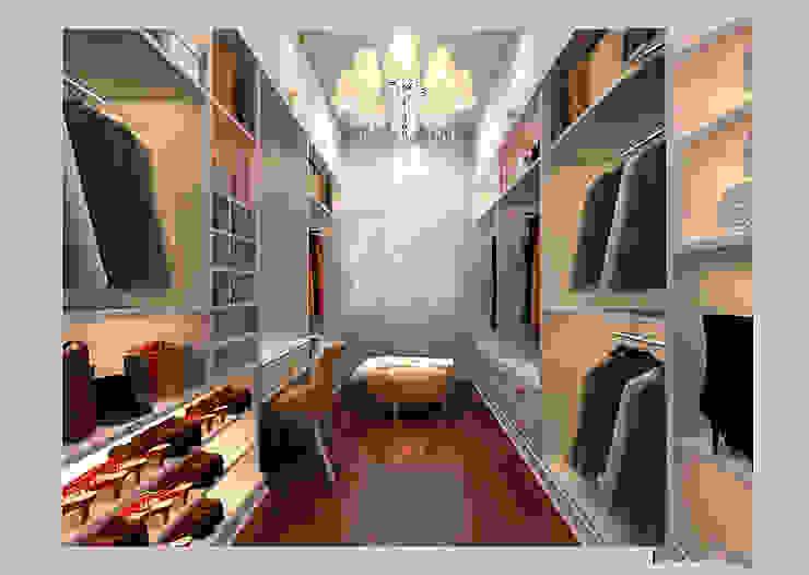 Klasik Giyinme Odası CÔNG TY CP XÂY DỰNG VÀ KIẾN TRÚC ĐẤT VIỆT Klasik