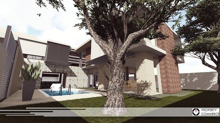 House Masienyana:  Houses by Property Commerce Architects, Modern
