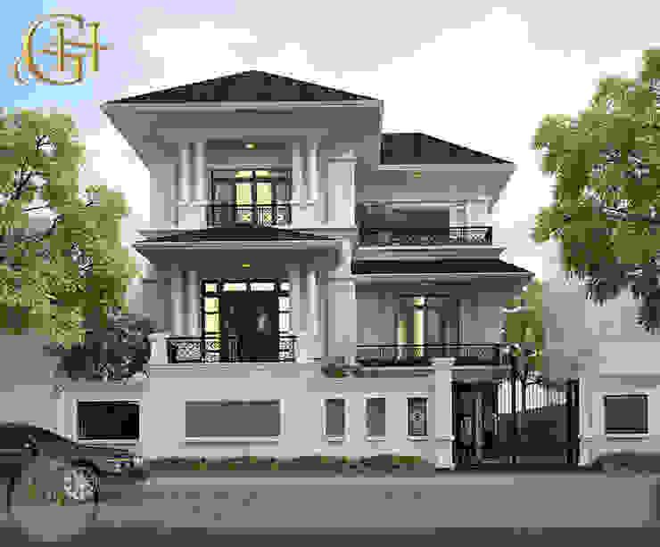 Kiến trúc sư bởi Công ty CP Kiến trúc & Xây dựng GreenHouse Việt Nam