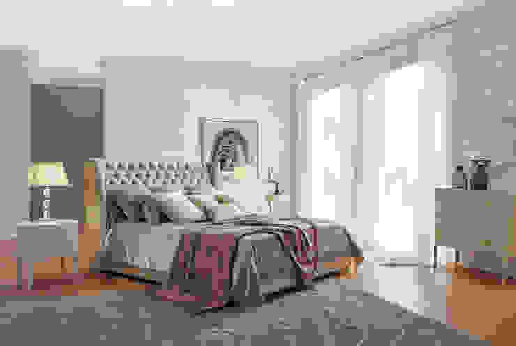 Спальня Roma Спальня в классическом стиле от Neopolis Casa Классический
