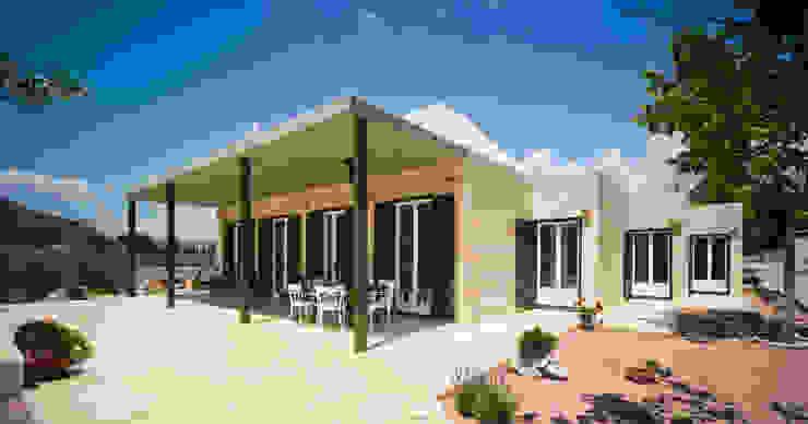 Mediterranean style houses by Rosal Stones Mediterranean Limestone