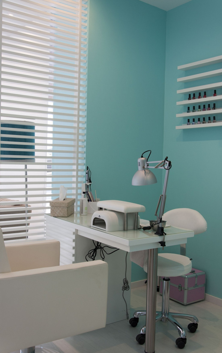 a3mais Offices & stores Turquoise