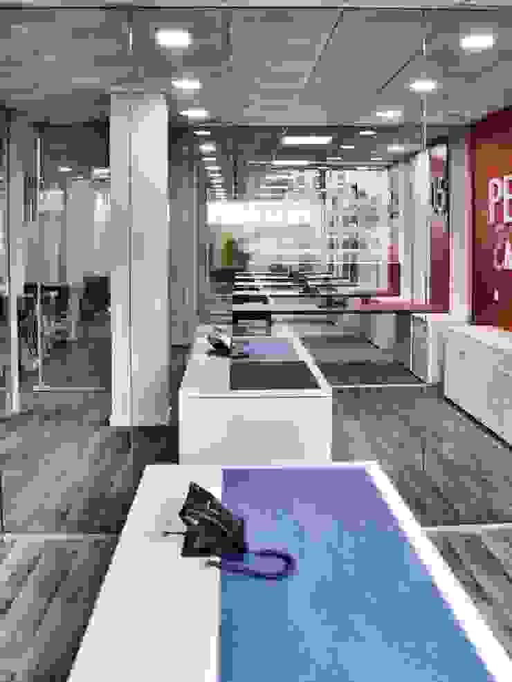 a3mais Office spaces & stores Blue