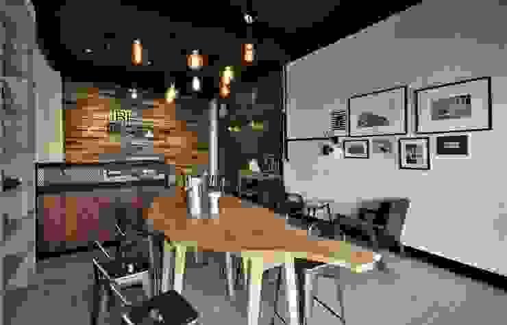 民間司法改革基金會台中辦公室|JRF, Taichung LO 根據 理絲室內設計有限公司 Ris Interior Design Co., Ltd. 工業風