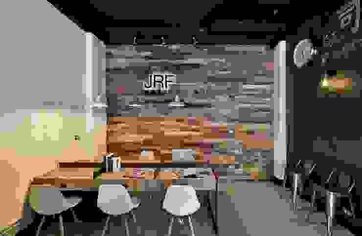 โดย 理絲室內設計有限公司 Ris Interior Design Co., Ltd. อินดัสเตรียล
