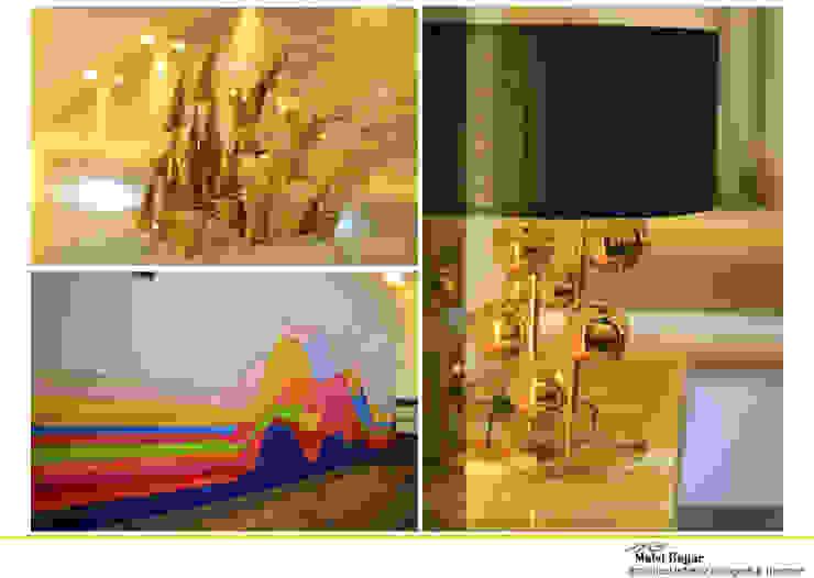 Wall Treatment, Wall Art and Decoratives: modern  by malvigajjar,Modern