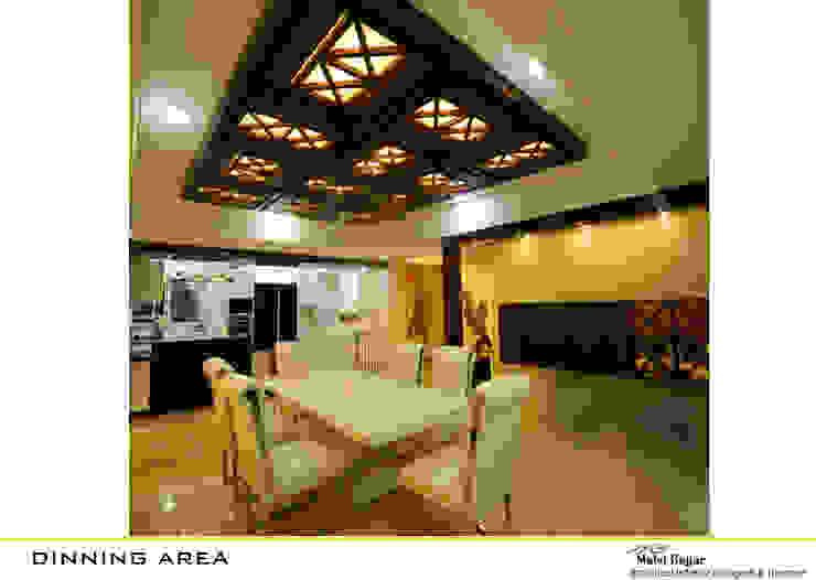 Dining Room Modern dining room by malvigajjar Modern