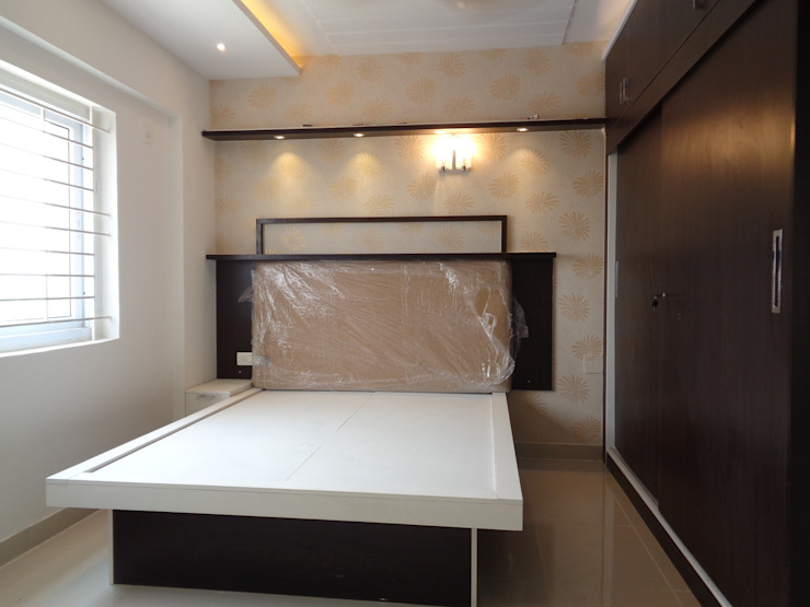 Modern Bedroom Sets Online In Bangalore:  Bedroom by Scale Inch Pvt. Ltd.