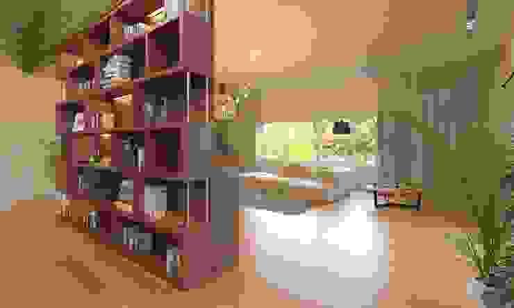 Гостиная Modern Living Room by Anastasia Yakovleva design studio Modern