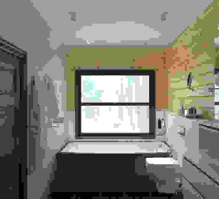 Санузел Modern Bathroom by Anastasia Yakovleva design studio Modern