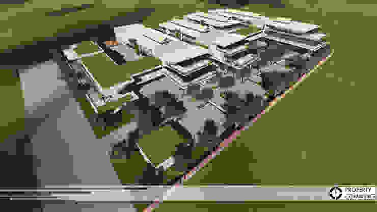 eCo Park by Property Commerce Architects Modern