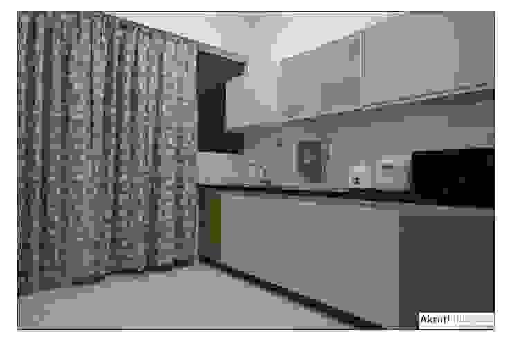 Kitchen: modern  by Akruti Interiors Pune,Modern Plywood