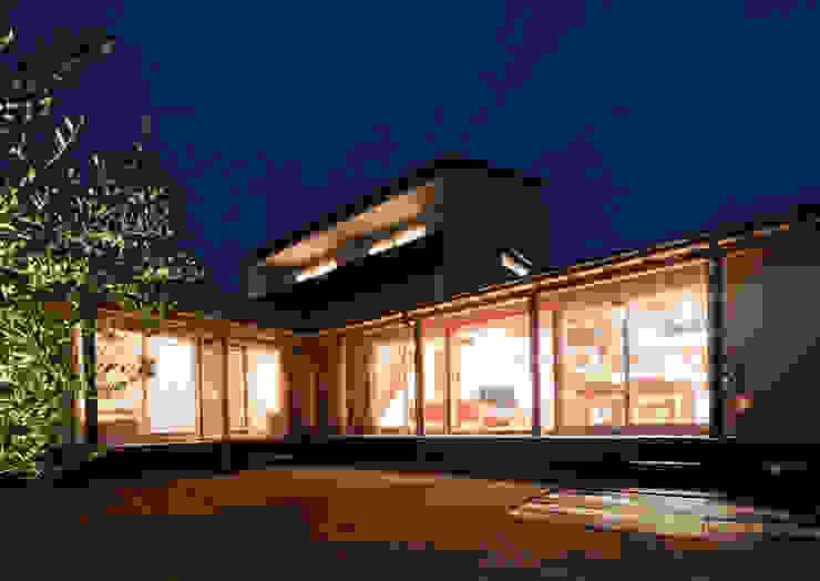 Scandinavian style houses by FrameWork設計事務所 Scandinavian
