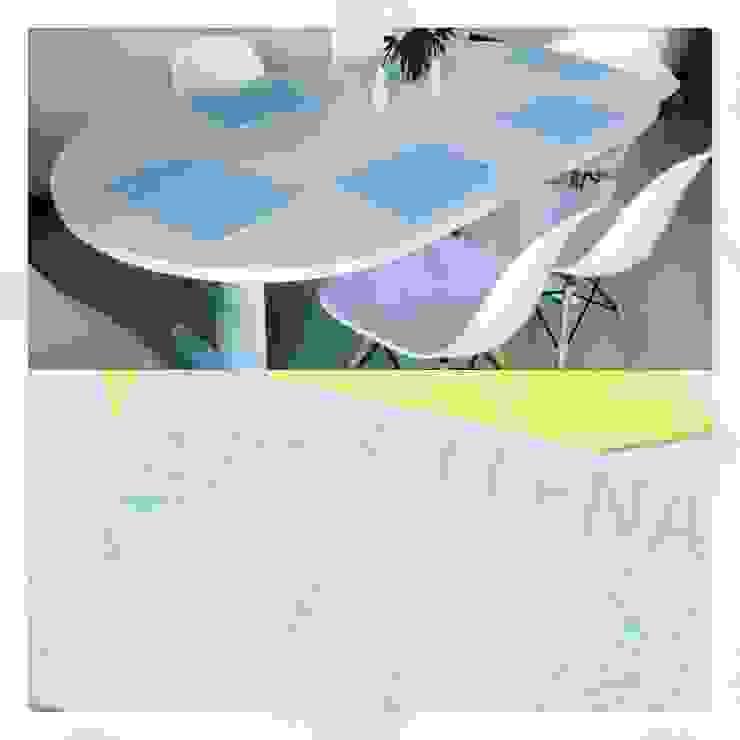 Individuales de papel personalizados de CONSTRUCCIONES 2AM S.A.S. Moderno Papel