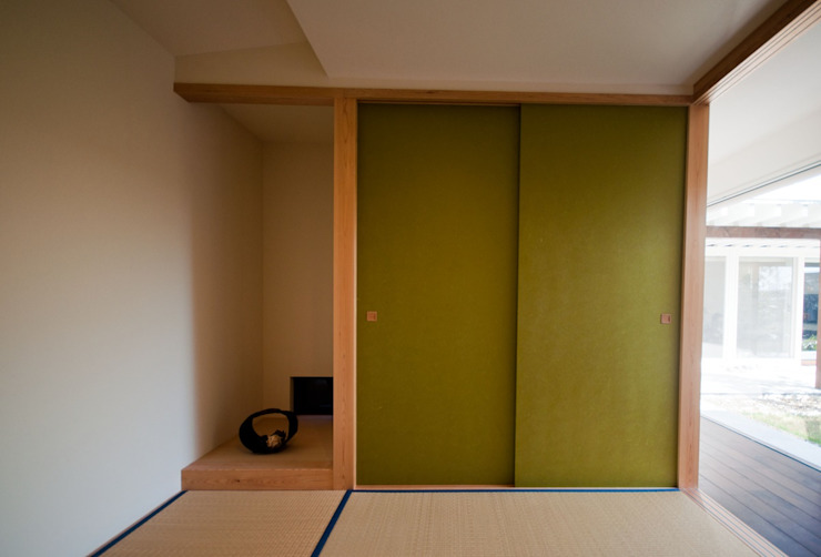 和室: FrameWork設計事務所が手掛けた和室です。