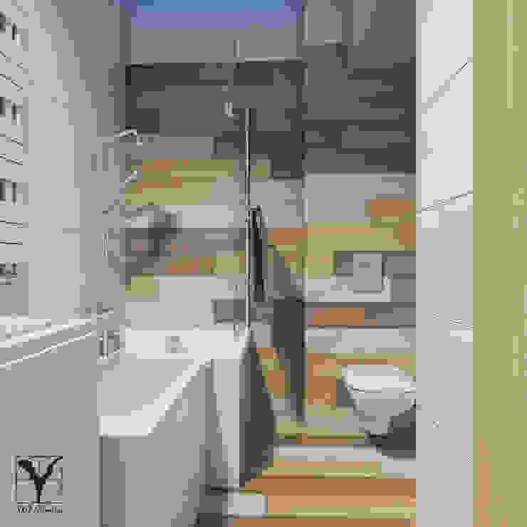Bathroom by YOANdesign Joanna Glinkowska-Garwicka