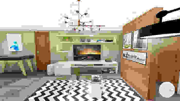 Gabriela Pacheco | Arquitetura+Design+Paisagismo Modern living room