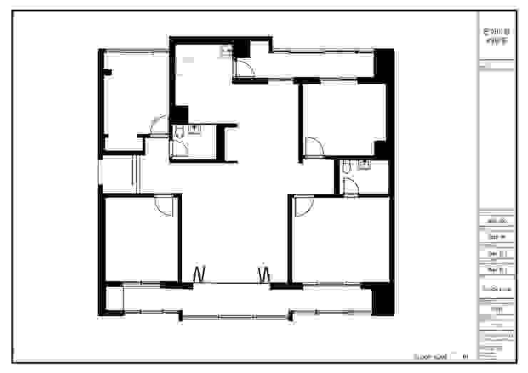 [부천인테리어] 49평 리모델링_ Design by Goeun by 디자인고은