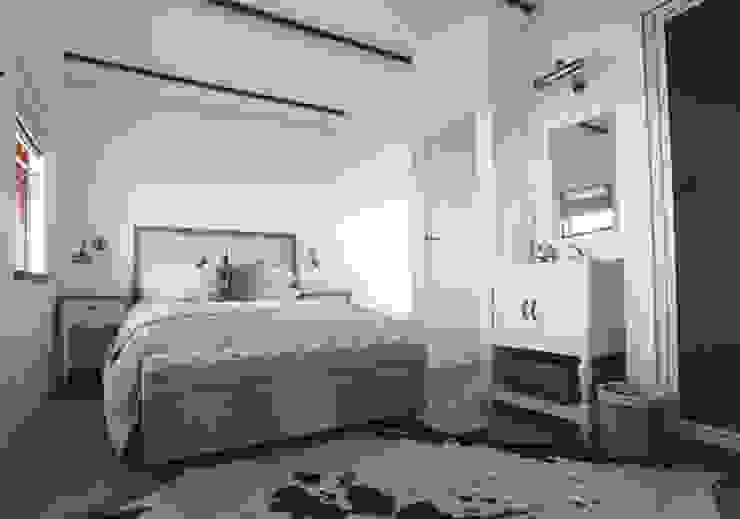 Kleinbos Rustic style bedroom by Full Circle Design Rustic