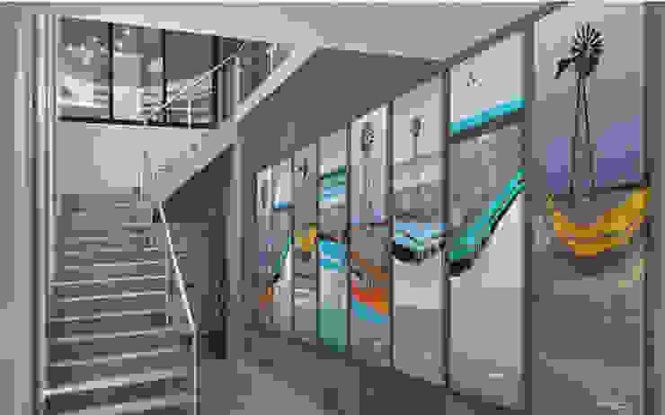 Aquatico: modern  by Full Circle Design, Modern